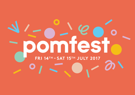 Pomfest 2017 linking to Pom Pom website
