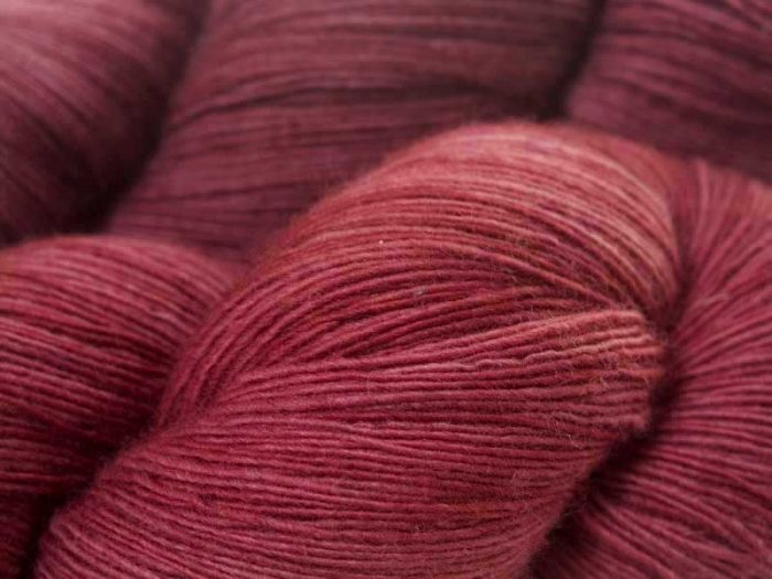 """Crush"" - recent Lace Yarn Yarn Club Subscriptions at Triskelion Yarn"