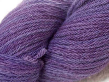 """Violets"" - recent Luxury Yarn Club Subscriptions at Triskelion Yarn"
