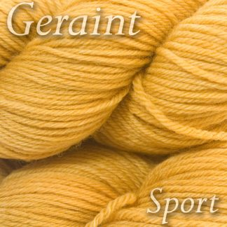 Geraint Sport (superwash BFL)