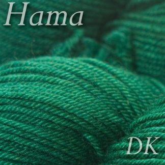 Hama DK (BFL/silk/cashmere)