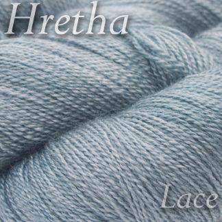 Hretha Lace (BFL/silk)