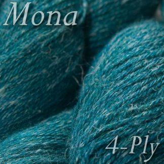 Mona 4-Ply (baby alpaca/silk/linen)