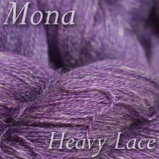Mona Heavy Lace (baby alpaca/silk/linen)