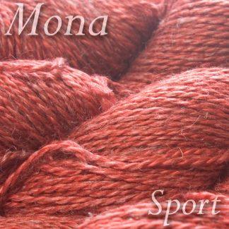 Mona Sport (baby alpaca/silk/linen)