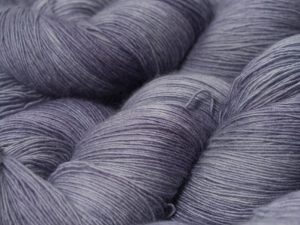 """Sea Holly"" - recent British Yarn Club Subscriptions at Triskelion Yarn"