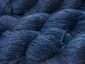 """Mongan"" - Luxury Yarn Club at Triskelion Yarn"