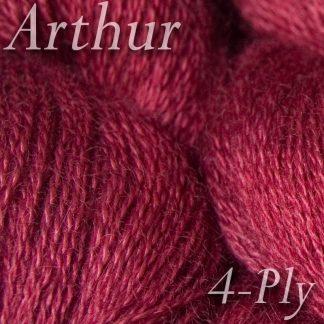 Arthur 4-Ply (Wensleydale)