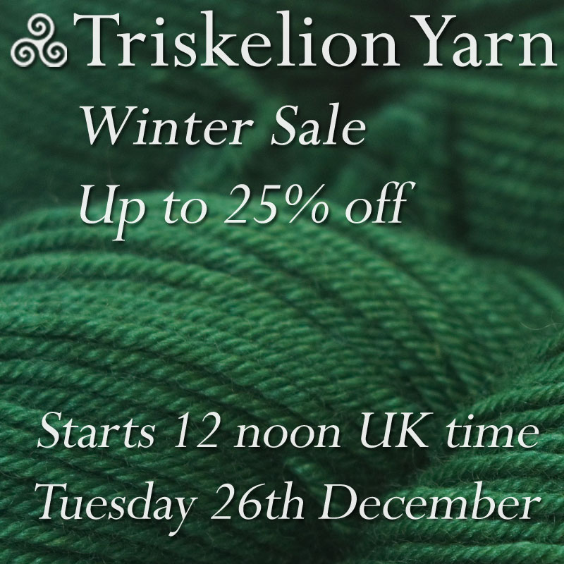 Triskelion Winter Sale 2017