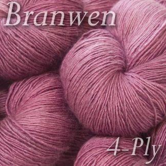 Branwen 4-Ply (Falklands Merino/silk)