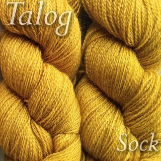 Talog Sock (Corriedale/mohair)