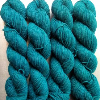 "Triskelion Britsh Yarn Club Woollen Spun Falklands - ""The Kraken Wakes"""