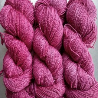 "Sock Club Yarn - Falklands Corriedale and British Mohair ""Joanna Lumley"""