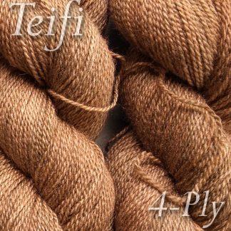 Teifi 4-Ply (BFL/Silk)