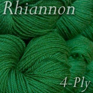 Rhiannon 4-Ply (Merino/silk)