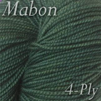 Mabon 4-Ply (extra fine Merino)