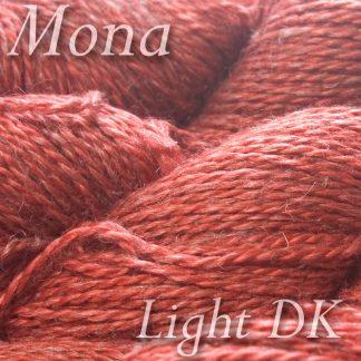 Mona Light DK (baby alpaca/silk/linen)